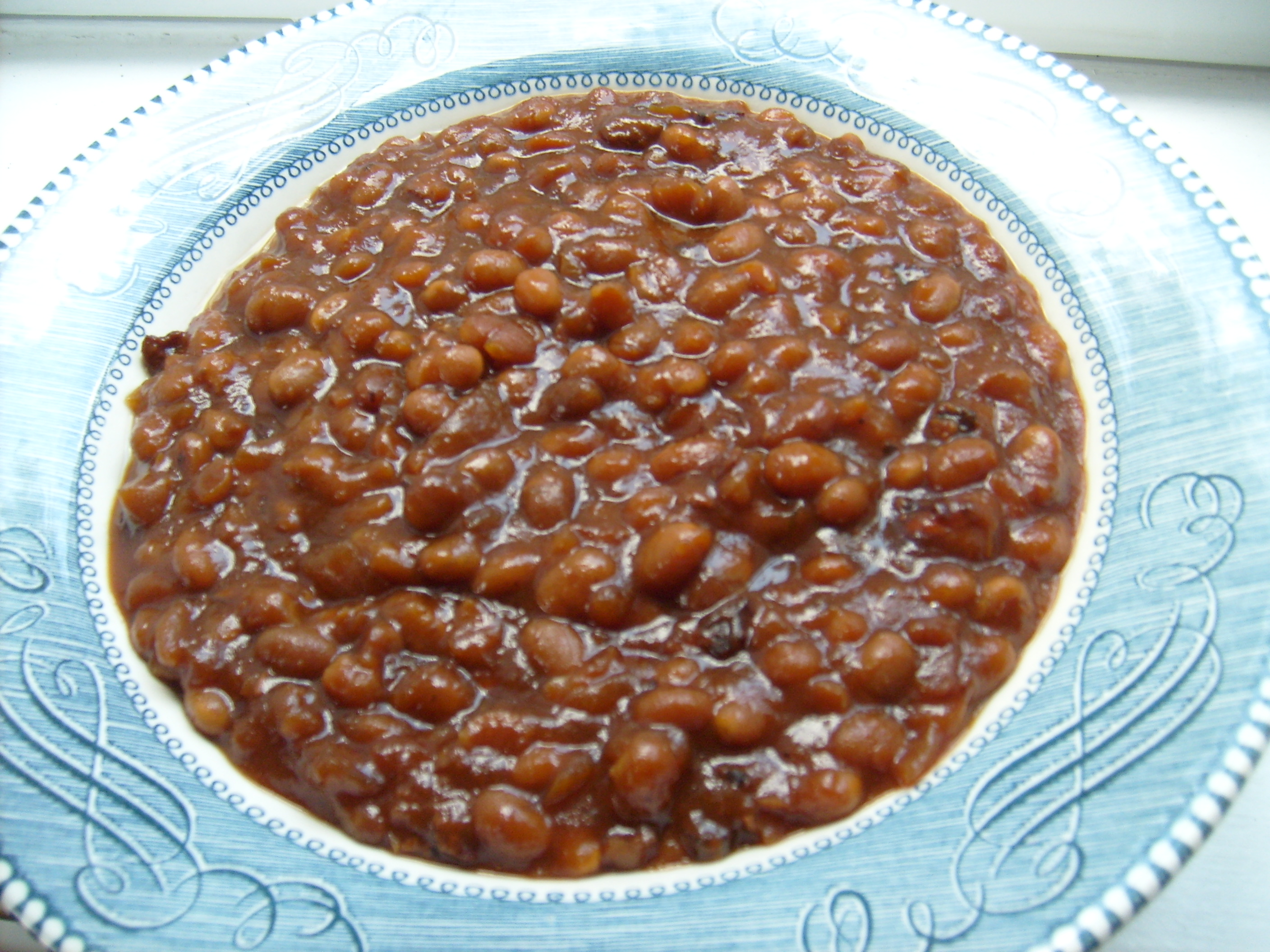 Barbecue Baked Beans | Little Kitchen on the Prairie