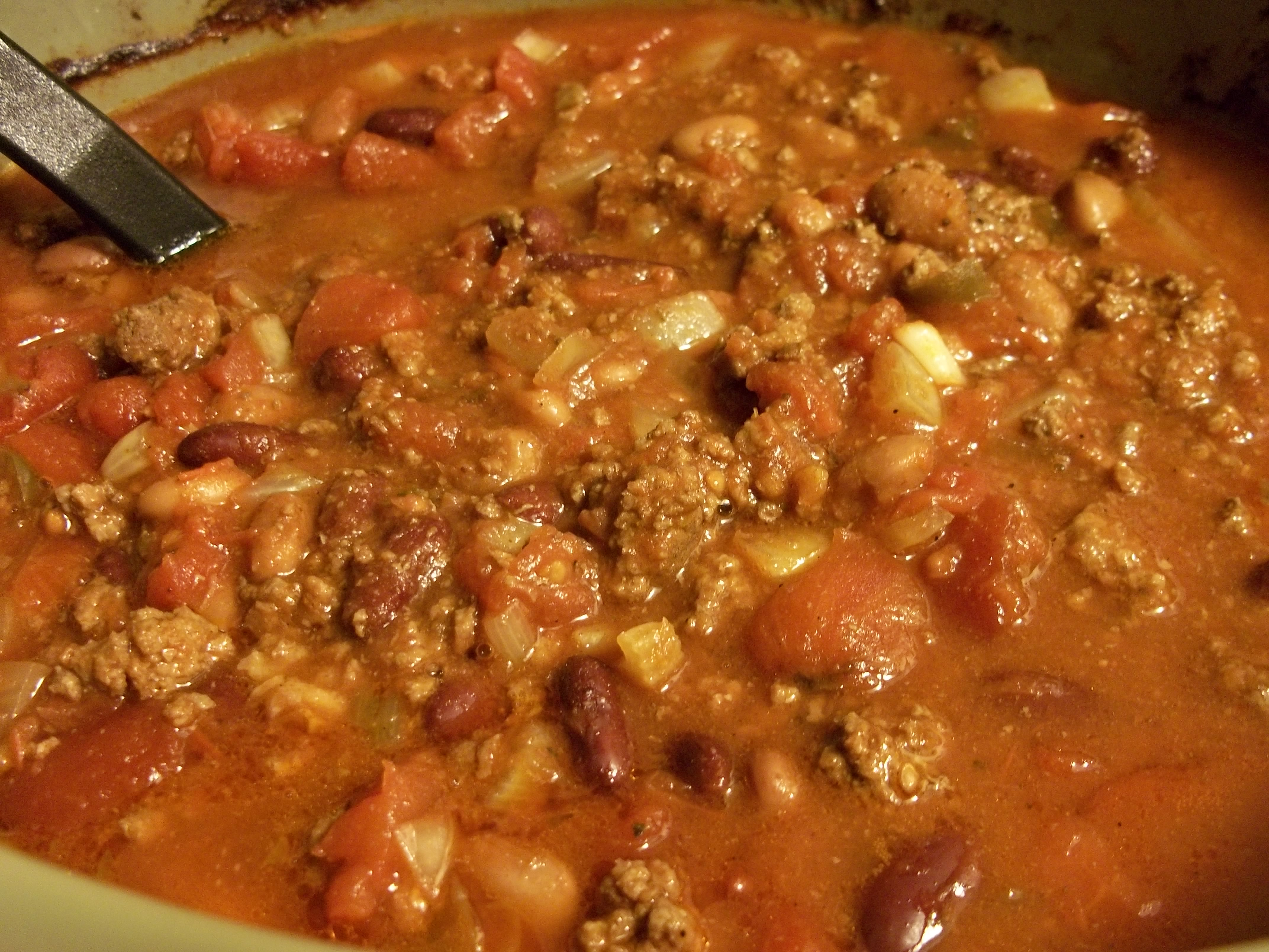 The best easy chili recipe ever